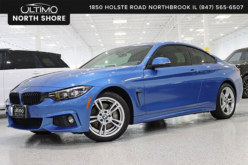 2020 BMW 440 i xDrive:24 car images available
