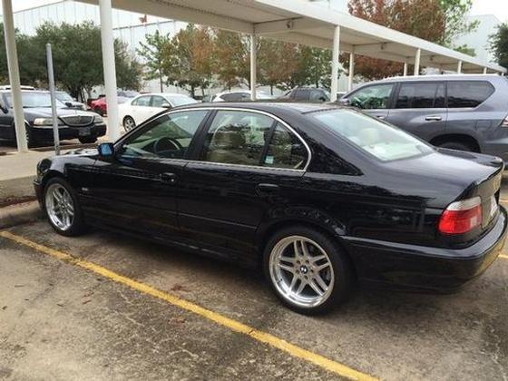 2002 BMW 525 i