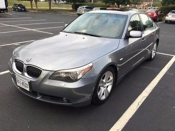 2007 BMW 525 i:4 car images available