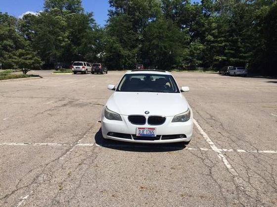 2006 BMW 525 i