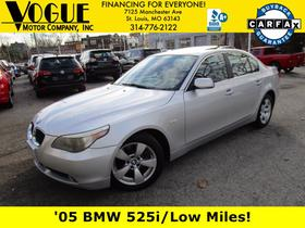 2005 BMW 525 i:24 car images available