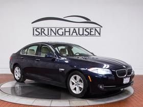 2012 BMW 528 i xDrive:20 car images available