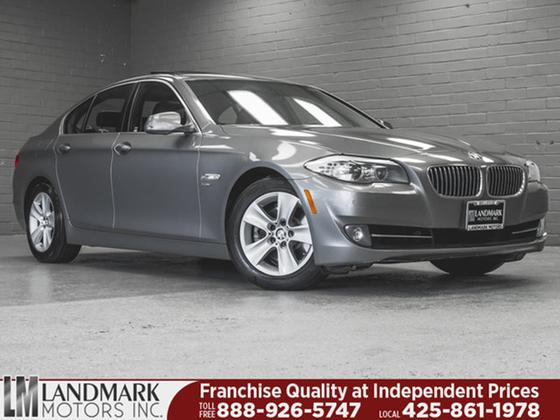 2012 BMW 528 i xDrive:24 car images available