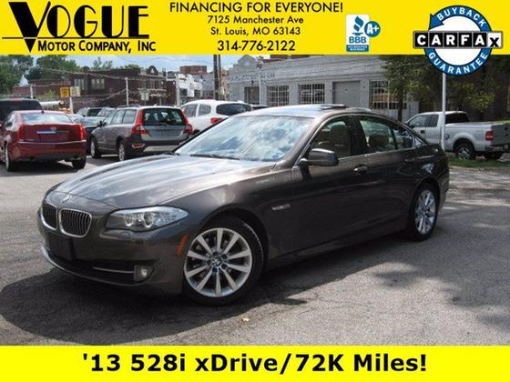 2013 BMW 528 i xDrive:22 car images available