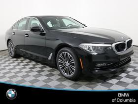2018 BMW 530 i xDrive:18 car images available