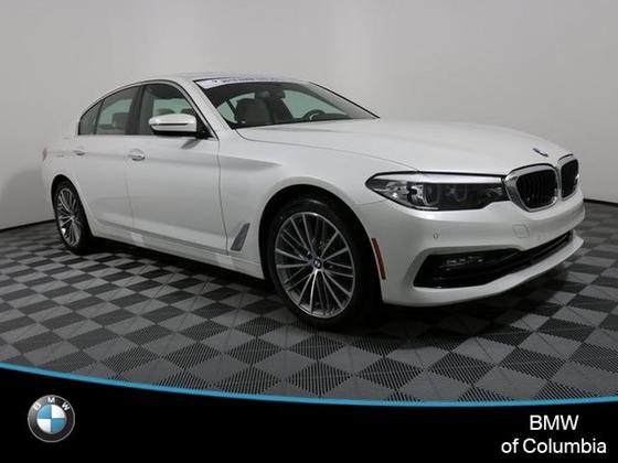 2018 BMW 530 i xDrive:19 car images available