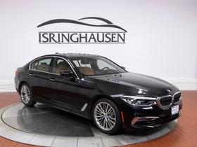 2017 BMW 530 i xDrive:18 car images available