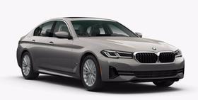 2021 BMW 530 i xDrive : Car has generic photo