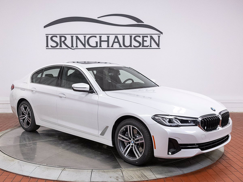 2021 BMW 530 i xDrive:21 car images available