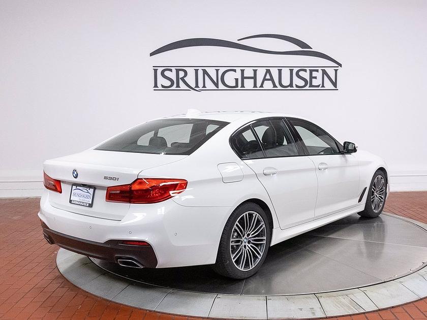 2019 BMW 530 i