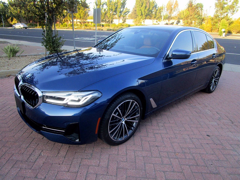 2021 BMW 530 i:4 car images available