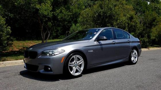 2015 BMW 535 i M-Sport:24 car images available