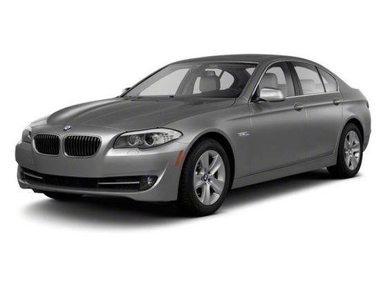 2013 BMW 535 i xDrive : Car has generic photo