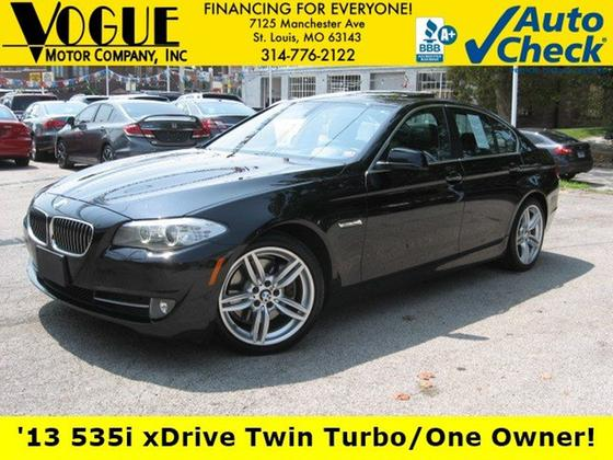 2013 BMW 535 i xDrive:24 car images available