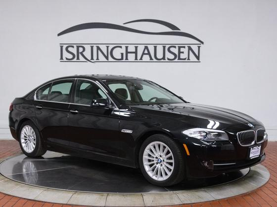 2013 BMW 535 i xDrive:22 car images available