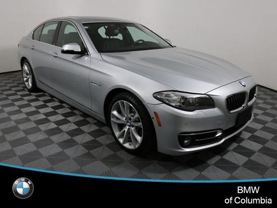 2016 BMW 535 i xDrive:18 car images available
