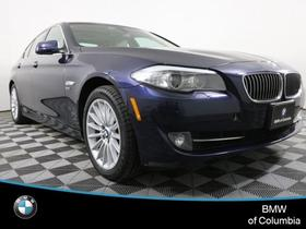 2012 BMW 535 i xDrive:24 car images available