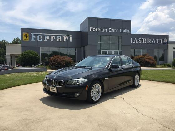 2013 BMW 535 i:24 car images available