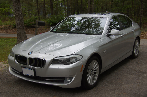 2012 BMW 535 xi:12 car images available