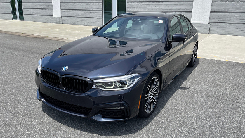 2018 BMW 540 i M-Sport:24 car images available