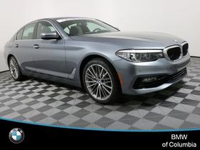 2018 BMW 540 i xDrive:16 car images available