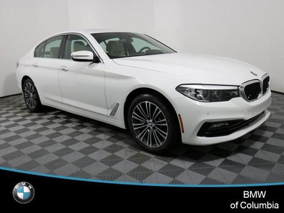 2018 BMW 540 i xDrive:19 car images available