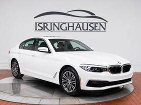 2018 BMW 540 i xDrive:23 car images available
