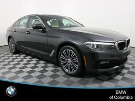 2018 BMW 540 i xDrive:20 car images available