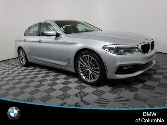 2018 BMW 540 i xDrive:17 car images available