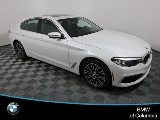 2019 BMW 540 i xDrive:22 car images available