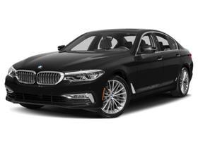 2019 BMW 540 i xDrive : Car has generic photo