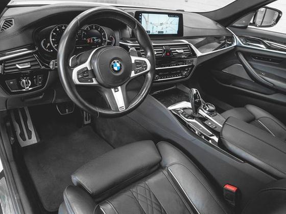 2017 BMW 540 i xDrive