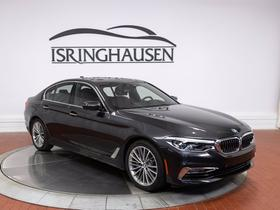 2017 BMW 540 i xDrive:22 car images available