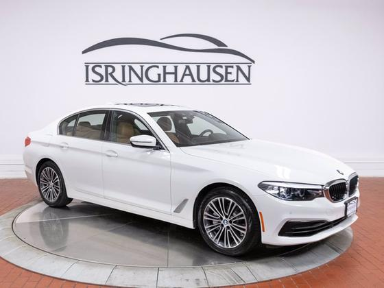 2019 BMW 540 i xDrive:21 car images available