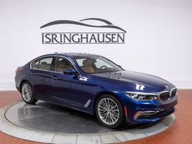 2017 BMW 540 i xDrive:20 car images available