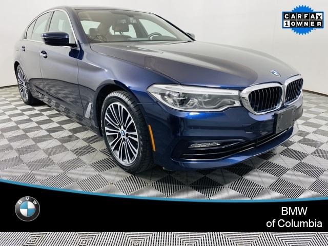 2017 BMW 540 i xDrive:24 car images available