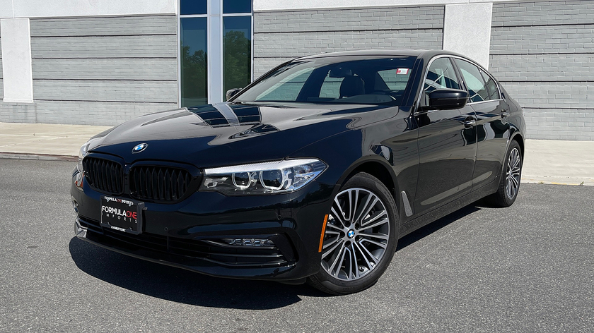 2018 BMW 540 i xDrive:24 car images available