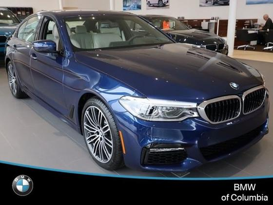 2017 BMW 540 i:9 car images available