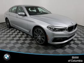 2017 BMW 540 i:24 car images available