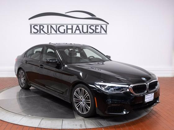 2019 BMW 540 i:21 car images available