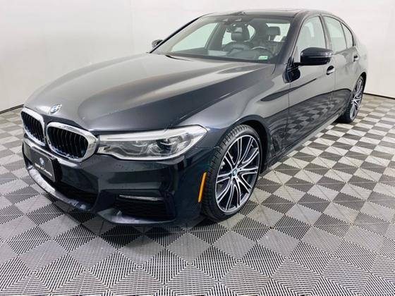 2017 BMW 540 i