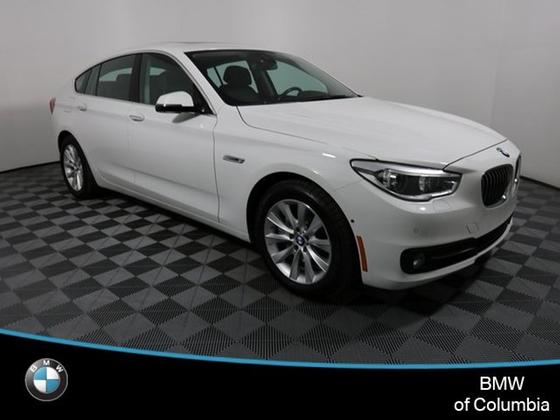 2015 BMW 550 Gran Turismo:24 car images available