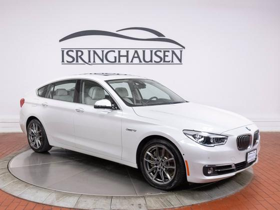 2016 BMW 550 i Gran Turismo xDrive:19 car images available