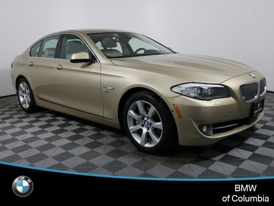 2012 BMW 550 i xDrive:24 car images available