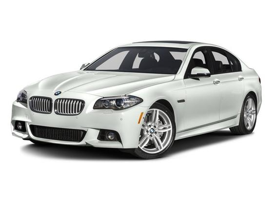 2016 BMW 550 i xDrive : Car has generic photo