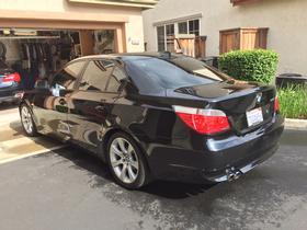 2006 BMW 550 i