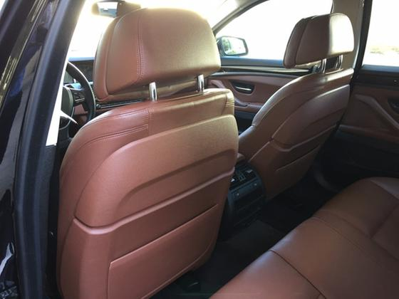 2014 BMW 550 i