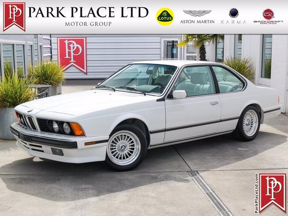 1988 BMW 635 :24 car images available