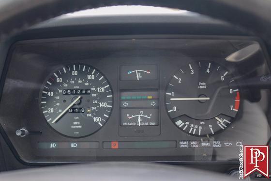 1988 BMW 635