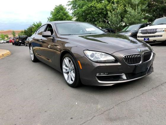 2014 BMW 640 i Gran Coupe:24 car images available